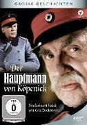 Cover-Bild zu Der Hauptmann von Köpenick von Zuckmayer, Carl