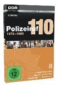 Cover-Bild zu Polizeiruf 110 - Box 8 von Stübe, Gerhard