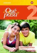 Cover-Bild zu ¿Qué pasa? / ¿Qué pasa? - Ausgabe 2016
