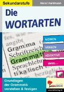 Cover-Bild zu Die Wortarten / Sekundarstufe (eBook) von Hartmann, Horst
