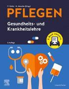 Cover-Bild zu PFLEGEN Gesundheits- und Krankheitslehre + E-Book