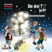 Cover-Bild zu Die drei ??? Kids - Adventskalender Relaunch (2Audio-CD's)