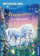Cover-Bild zu Sternenschweif ,Bücherhelden 2. Klasse, Im Feenwald