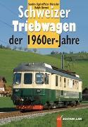 Cover-Bild zu Schweizer Triebwagen der 1960er-Jahre