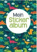 Cover-Bild zu Mein Stickeralbum - Dinos