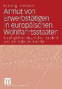 Cover-Bild zu eBook Armut von Erwerbstätigen in europäischen Wohlfahrtsstaaten