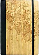 Cover-Bild zu Notizbuch Bambus Enzian GVA.NP.102