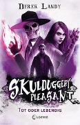 Cover-Bild zu Landy, Derek: Skulduggery Pleasant (Band 14) - Tot oder lebendig