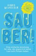 Cover-Bild zu Neudecker, Sigrid: Sauber! (eBook)