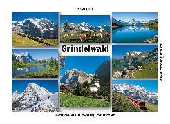 Cover-Bild zu 1804 Magnet Sommer 8-teilig
