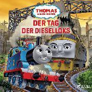 Cover-Bild zu Mattel: Thomas und seine Freunde - Dampfloks gegen Dieselloks (Audio Download)