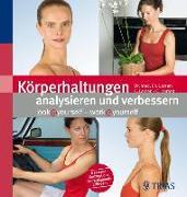 Cover-Bild zu Körperhaltungen analysieren und verbessern von Larsen, Claudia