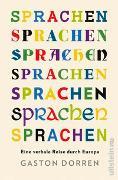 Cover-Bild zu Dorren, Gaston: Sprachen