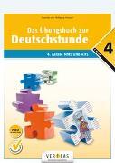 Cover-Bild zu Deutschstunde, Neubearbeitung, 4. Schulstufe, Übungsbuch mit Lösungen von Leb, Manuela