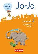 Cover-Bild zu Jo-Jo Lesebuch, Allgemeine Ausgabe - Neubearbeitung 2016, 2. Schuljahr, Arbeitsheft Fördern von Kiwitt, Nicola