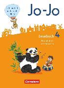 Cover-Bild zu Jo-Jo Lesebuch, Allgemeine Ausgabe - Neubearbeitung 2016, 4. Schuljahr, Arbeitsheft Lesestrategien von Hantschel, Manuela