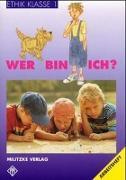 Cover-Bild zu Ethik. Klasse 1. Arbeitsheft von Brüning, Barbara