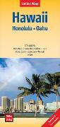 Cover-Bild zu Nelles Map Landkarte Hawaii : Honolulu, Oahu. 1:150'000