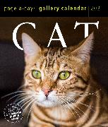 Cover-Bild zu Cat Page-A-Day Gallery Calendar 2021 von Workman Calendars