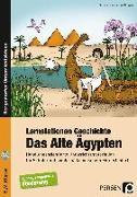 Cover-Bild zu Lernstationen Geschichte: Das Alte Ägypten von Wülfingen, Simone Bock von