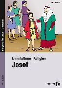 Cover-Bild zu Lernstationen Religion: Josef von Jebautzke, Kirstin