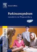 Cover-Bild zu Lernstationen: Parkinsonsyndrom von Steffens, Nikola