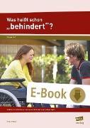 """Cover-Bild zu Was heißt schon """"behindert""""? (eBook) von Pöhler, Birte"""