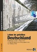 Cover-Bild zu Leben im geteilten Deutschland (eBook) von Lauenburg, Frank
