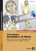 Cover-Bild zu Stationenlernen Geschichte 5./6. Klasse - Band 1 (eBook) von Lauenburg, Frank