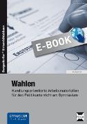 Cover-Bild zu Wahlen (eBook) von Lauenburg, Frank