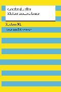Cover-Bild zu Kleider machen Leute (eBook) von Keller, Gottfried
