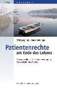 Cover-Bild zu Patientenrechte am Ende des Lebens (eBook) von Putz, Wolfgang