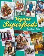 Cover-Bild zu Vegane Superfoods von Göb, Surdham