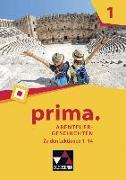 Cover-Bild zu prima. Abenteuergeschichten 1 von Utz, Clement (Hrsg.)