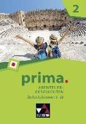 Cover-Bild zu prima. Abenteuergeschichten 2 von Utz, Clement (Hrsg.)