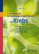Cover-Bild zu 110 wirksame Behandlungsmöglichkeiten bei Krebs (eBook) von Jordan, Anna-Luise
