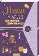 Cover-Bild zu Hygge im Advent - 24 gemütliche Adventsmomente