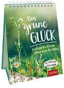 Cover-Bild zu Das grüne Glück - Entdecke die kleinen Geheimnisse der Natur von Groh Redaktionsteam (Hrsg.)