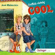 Cover-Bild zu Endlich richtig cool! (Audio Download) von Kliebenstein, Juma