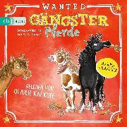 Cover-Bild zu Gängster-Pferde (Audio Download) von Hüging, Andreas