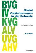Cover-Bild zu Sozialversicherungen in der Schweiz von Häcki, Kurt