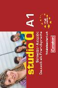 Cover-Bild zu Studio d, Deutsch als Fremdsprache, Schweiz, A1, Vokabeltaschenbuch