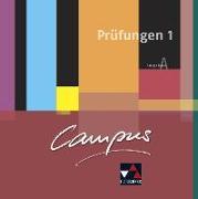 Cover-Bild zu Campus Palette A 1 Prüfungen von Zitzl, Christian (Hrsg.)
