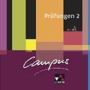 Cover-Bild zu Campus A Palette Prüfungen 2 von Butz, Johanna