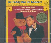 Cover-Bild zu De Teddy-Bär im Konzert