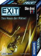 Cover-Bild zu EXIT - Das Haus der Rätsel