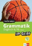 Cover-Bild zu Klett Grammatik im Griff Englisch 9./10. Klasse (eBook) von Hewitt, Philip