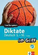 Cover-Bild zu Klett Diktate im Griff Deutsch 5.-10. Klasse (eBook) von Becker, Frank