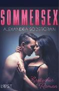 Cover-Bild zu Sommersex - Erotischer Roman von Södergran, Alexandra