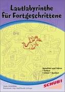 Cover-Bild zu Lautlabyrinthe für Fortgeschrittene von Grünenfelder, Sibylle